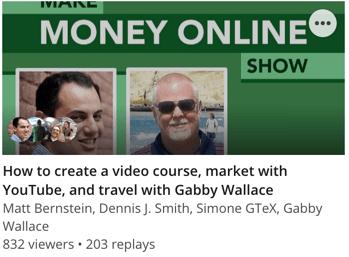 Gabby Wallace Blab