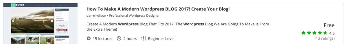 How To Make A Modern Wordpress BLOG 2017! Create Your Blog!