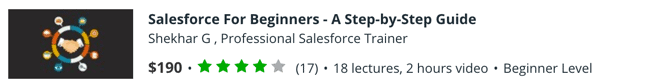 Salesforce For Beginners - A Step-by-Step Guide