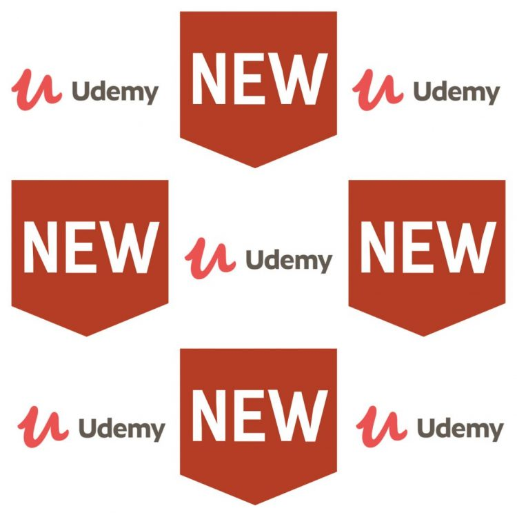 Newest Udemy Courses
