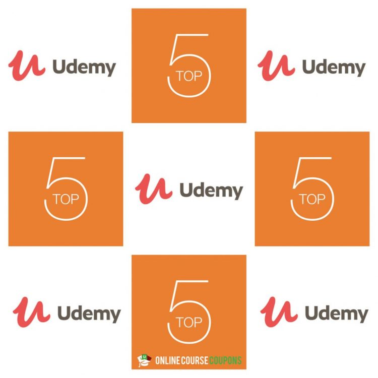 Udemy Top 5